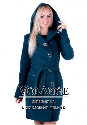 cf3212f11d54f Женское демисезонное пальто VOL ange Алиса | 1 | Coat и Jackets