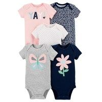 a295c44f7 10-Count (2 x 5-Pack) Carter's Infant Baby Girl or Boy Bodysuits (various)  only $12.80: eDeal Info Super Hot Today Only Today only get 10-Count (2 x  5-Pack) ...
