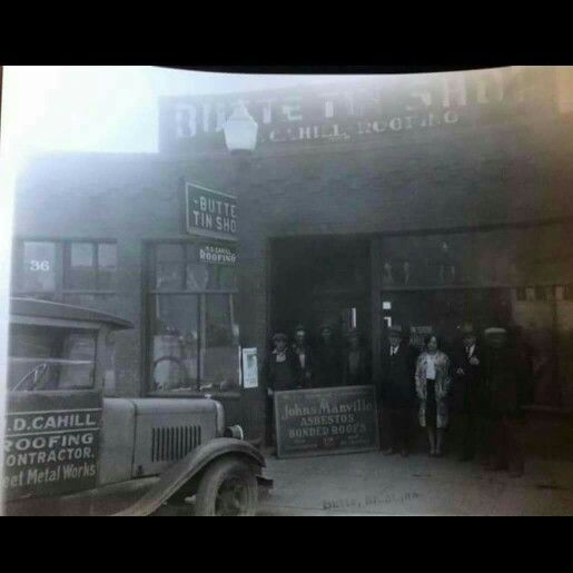 Butte Tin Shop