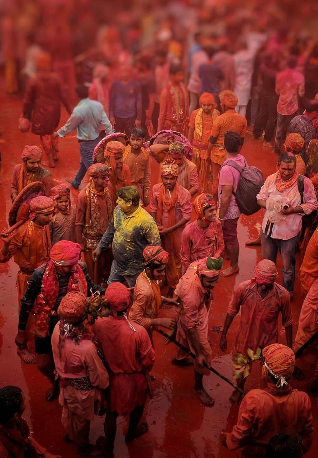 Photo by Priyanka Desai #Holi Photo contest. To participate in this contest upload #Holi2017 photos here--> http://buff.ly/2mmNXwT