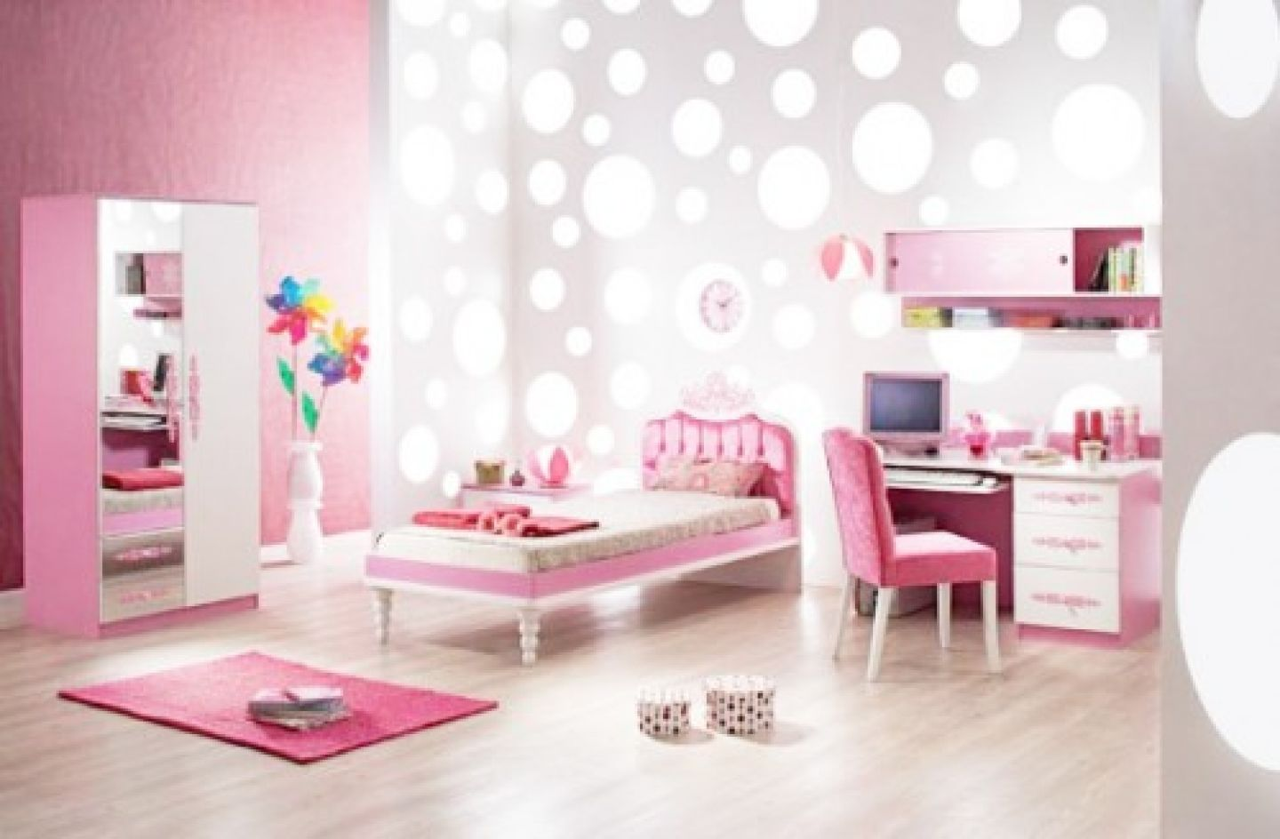 Awesome Girl Bedrooms | Awesome Teen Bedroom Interior Girl Future Home |  Home And Decore | Pinterest | Bedrooms And Interiors