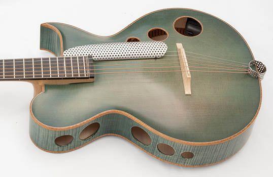 Electric Voodoo Prohaszka Guitars Archtop Guitar Guitar Design Learn Acoustic Guitar