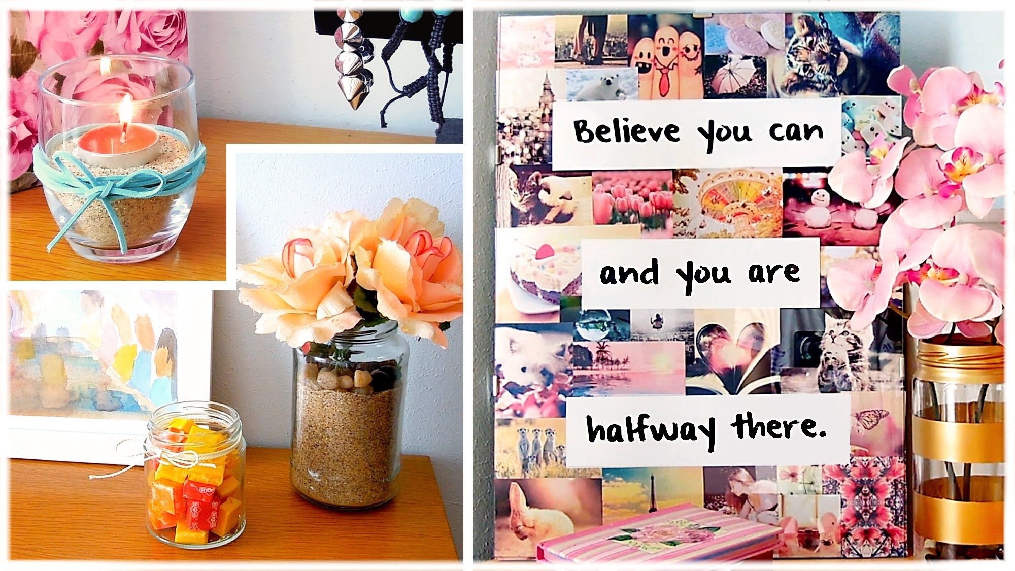 Diy Room Decor For Summer Colorful Amp Fun Projects With