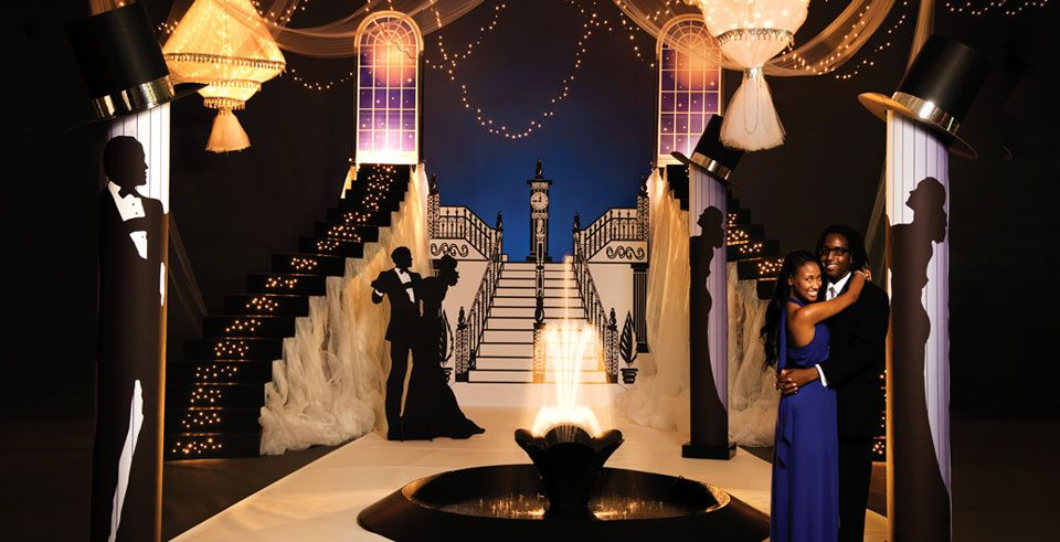 Classical Ballroom Complete Kit Twenties Party 20s Party Theme