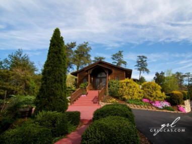 Gatlinburg Tennessee Wedding Locations Venue Of The Week Mountain Valley Chapel