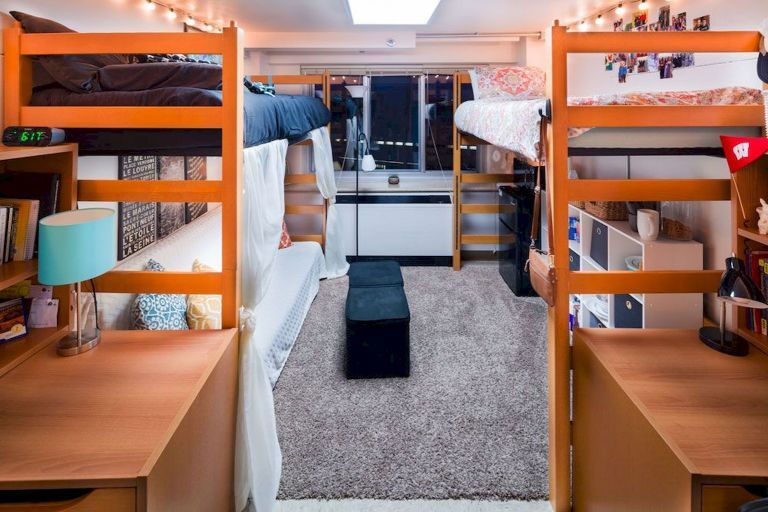 26 genius dorm room storage organization ideas images