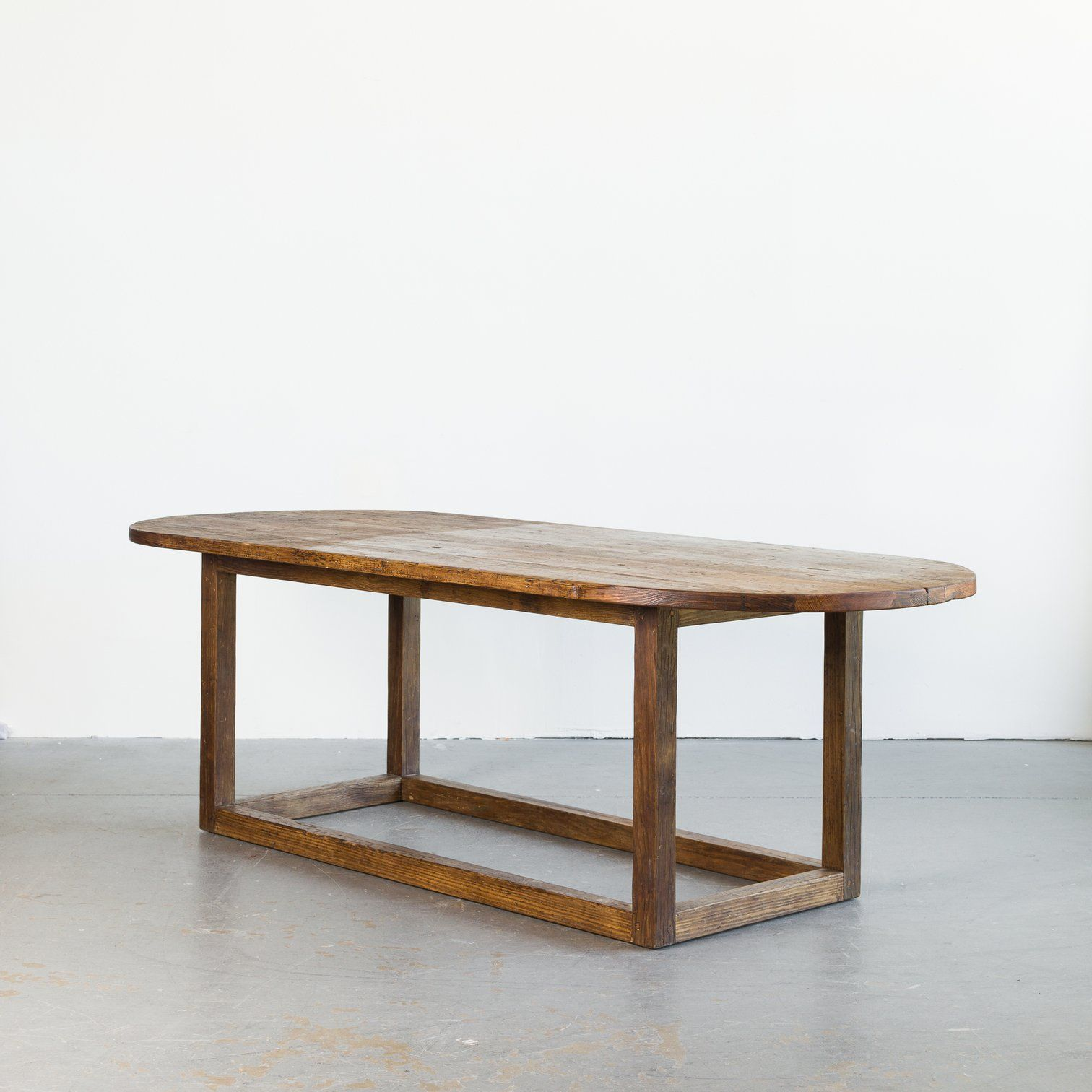 Woodlake Dining Table (With images) Dining table, Dining