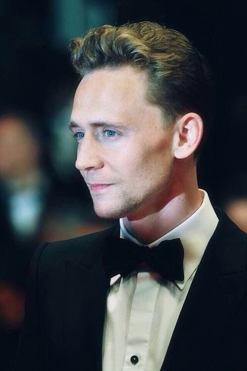 I cannot get enough of Mr. Hiddleston.