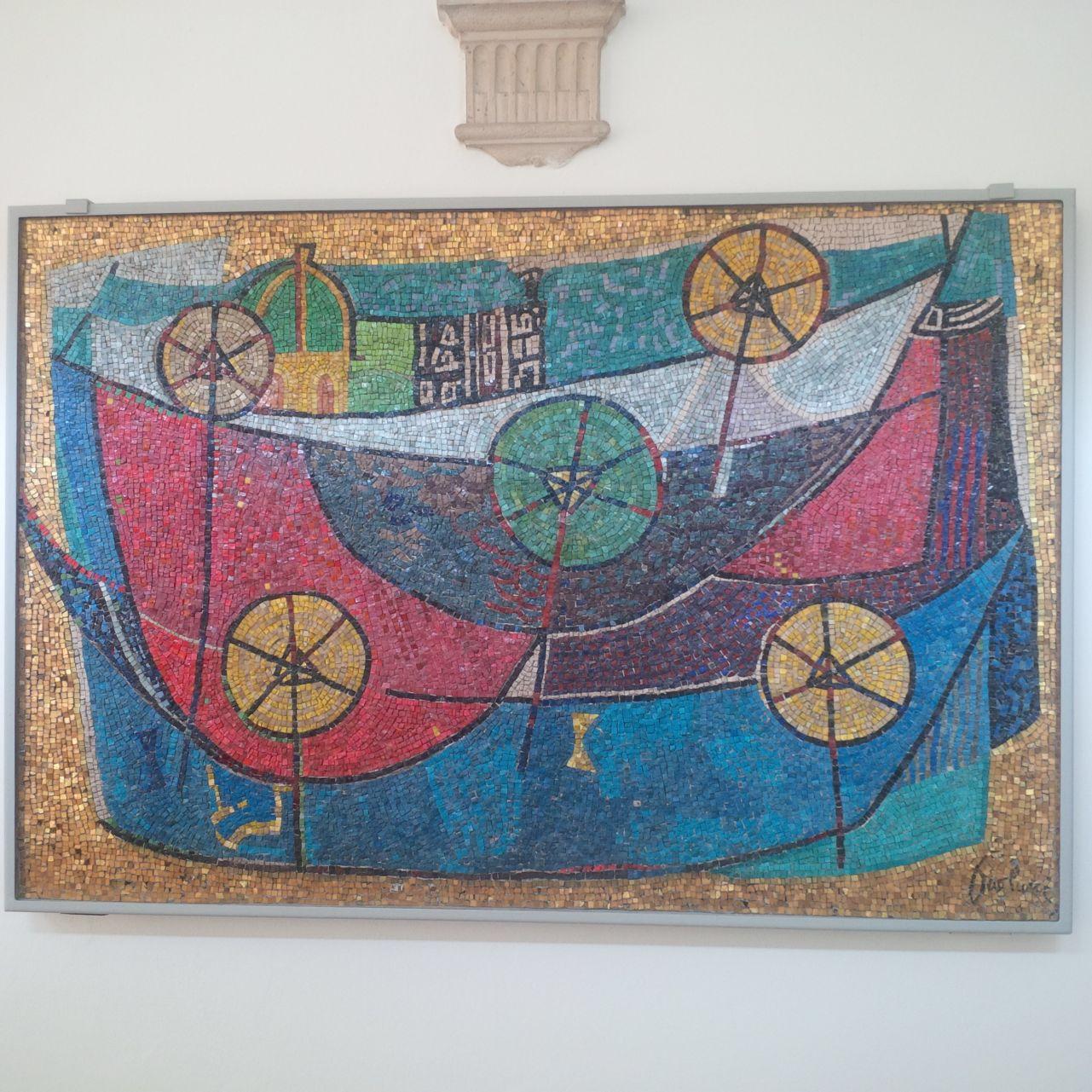 Mar Museo 'arte #mar #ravenna #giardinipubblici #mosaici