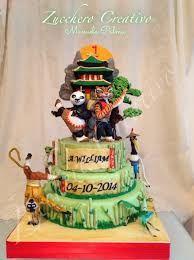 Bildergebnis für kung fu panda cake
