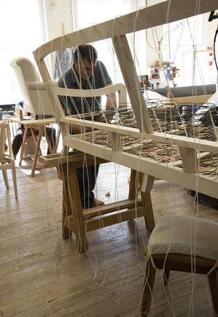 Jonas: The Art of Fine Upholstery | Upholstery ...