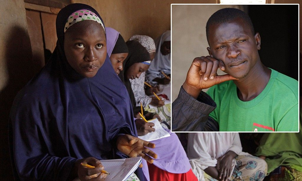 Divorced at 14: How thousands of Nigerian girls are forced into marriage only to be thrown out and end up with no education and no hope