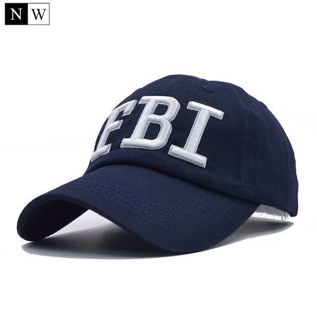 FBI Baseball Cap