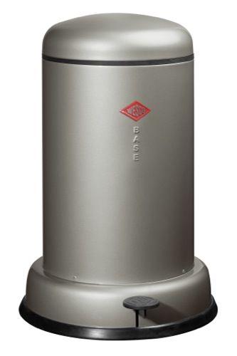 Wesco Baseboy 15 liter (nieuw zilver) keukenaccessoires Pinterest
