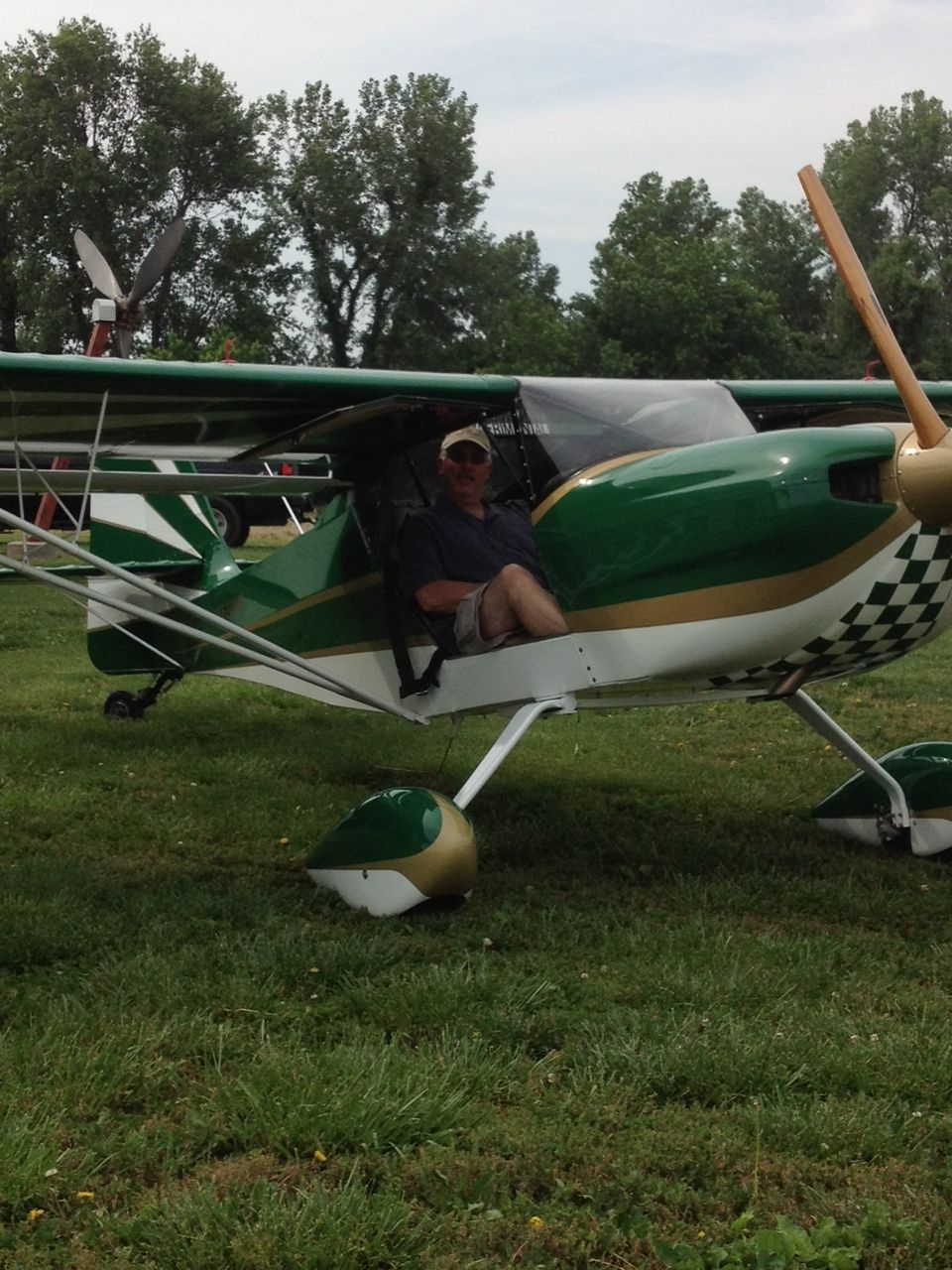 Kitfox 6 | Airplanes | Private plane, Airplane, Aircraft