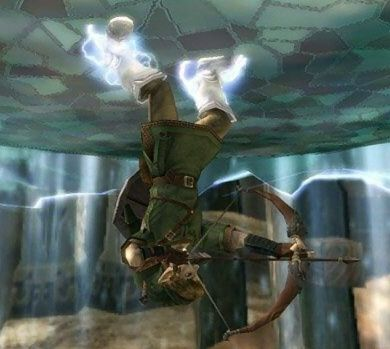 Twilight Princess Water Temple