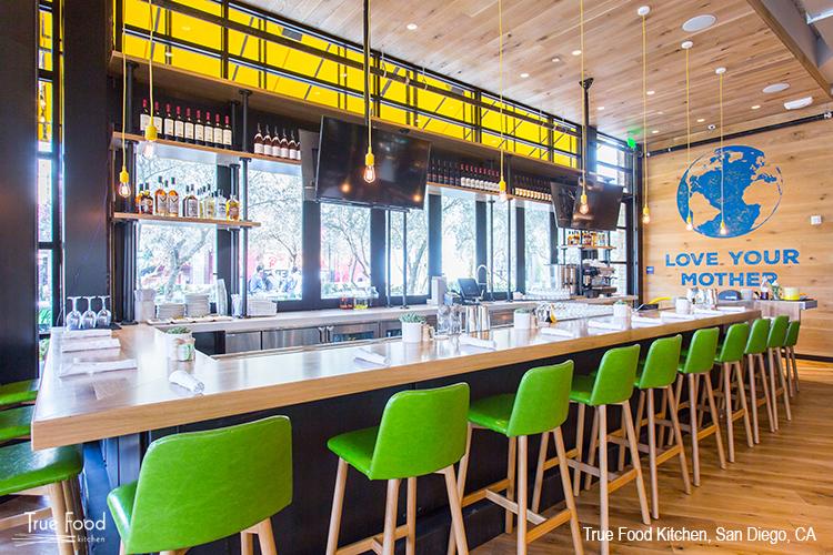 Aria Group Architects True Food Kitchen True Food Kitchen