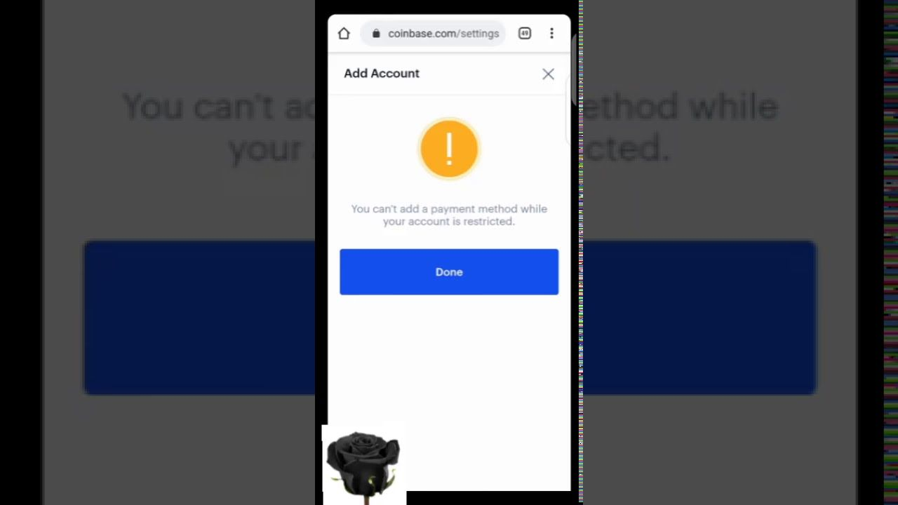 Coinbase Account Restricted 2020 How To Unrestrict Coinbase Account Using A Phone Computer 2020 Phone Technology Cryptocurrency