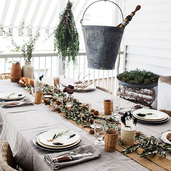 Les Plus Belles Tables De Noel #6: Deco Table De Noel : Les Plus Belles Déco De Table De Fete De Pinterest