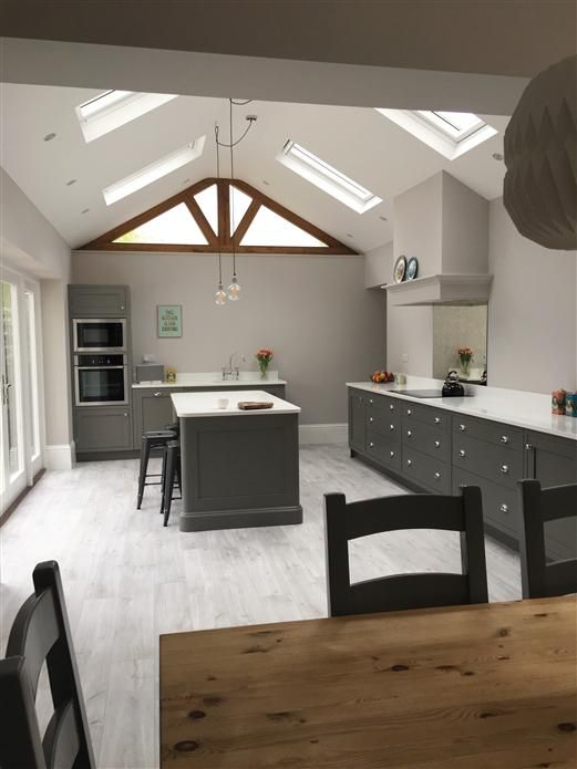 An Inspirational Image From Farrow And Ball Cottage Kitchen In