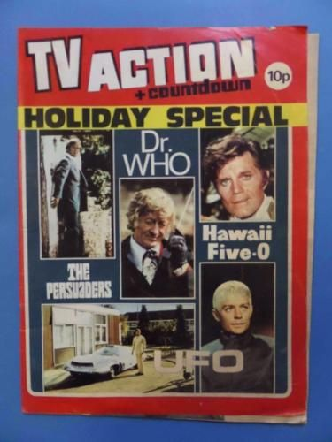 Tv action & #countdown #holiday #special 1972 dr who ufo!, View more on the LINK: http://www.zeppy.io/product/gb/2/111954044904/