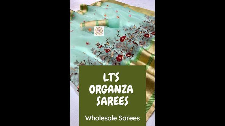 Photo of Organza Sarees Designs – Latest Trends