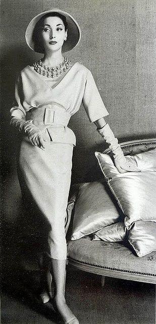 Abito di Christian Dior 1957  024ca930701