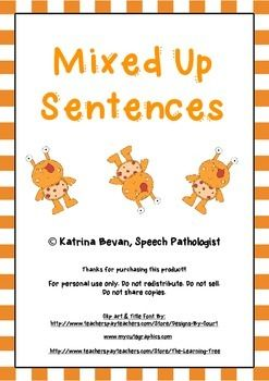 Litrigsio Arrange The Jumbled Words Into Good Sentences