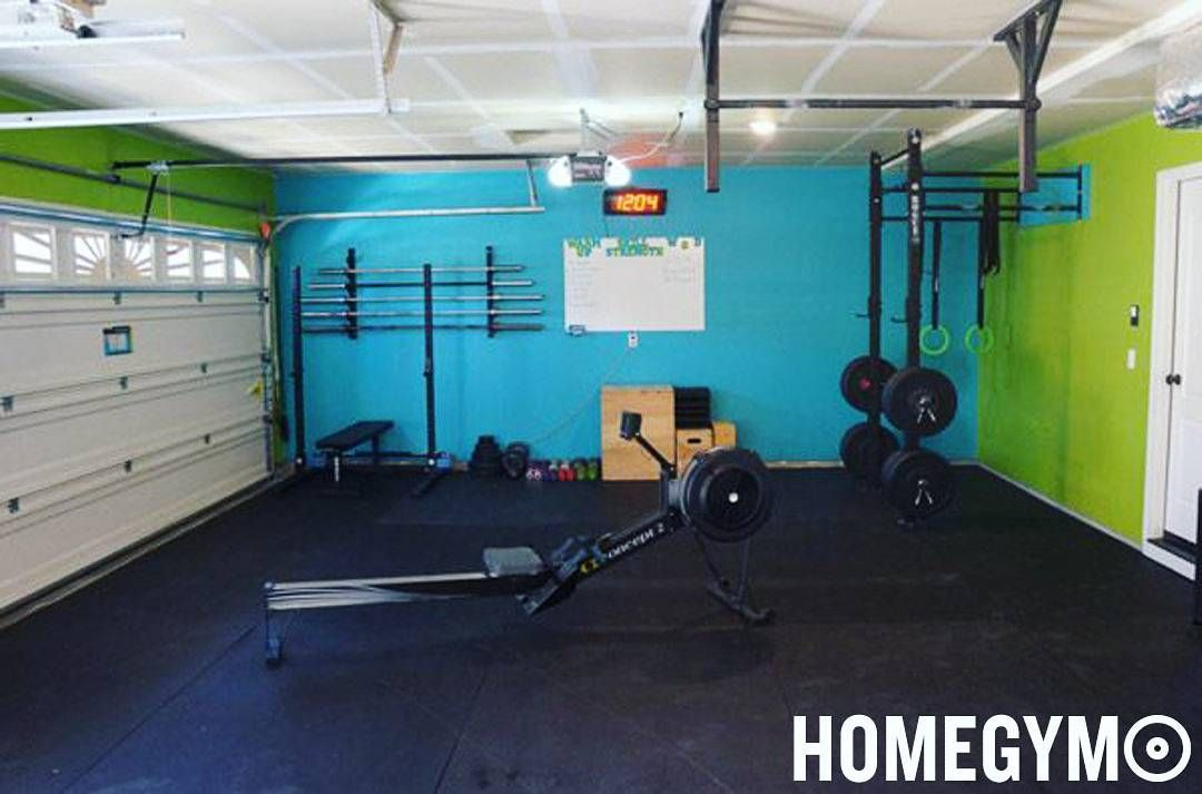 Submit your home gym pics to see it on our wall. And