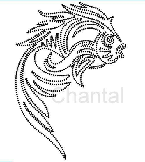 Fancy fish pinterest fancy fish for Fish string art
