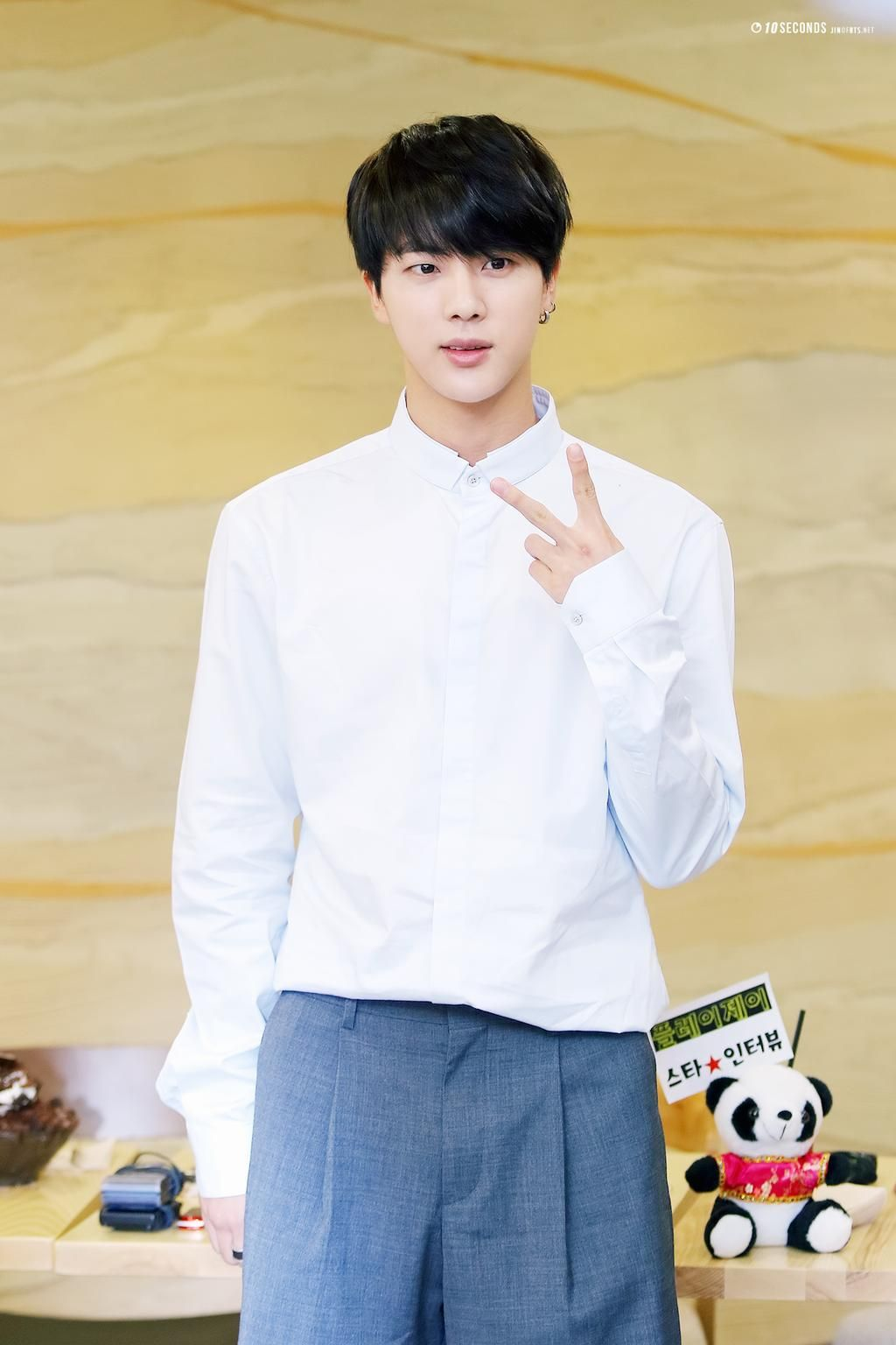 s e c o n d s on  BTS Bts jin and Kpop