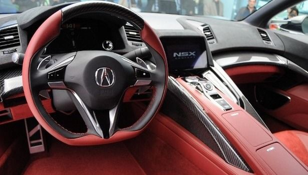 2016 acura nsx interior acura pinterest acura nsx. Black Bedroom Furniture Sets. Home Design Ideas