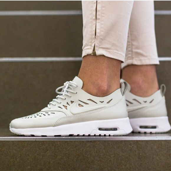 pretty nice 7a29d bdfaa Womens Nike Air Max Thea ⚬A Quickstrike Limited Womens Release with cut  out details