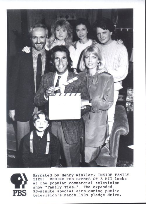 the family ties search michael j