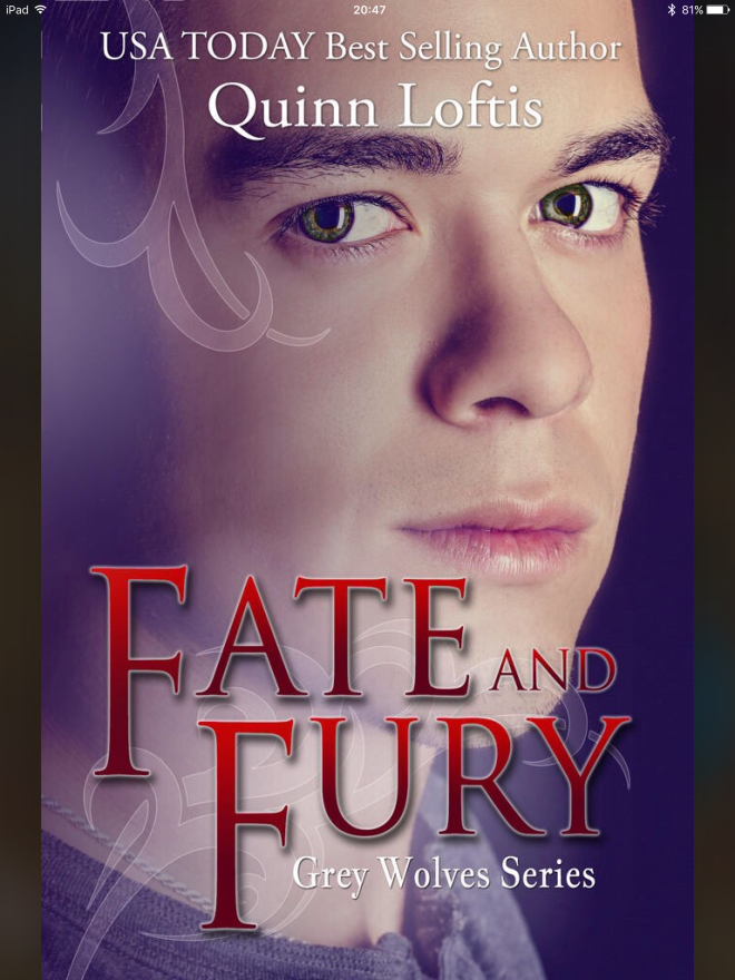 Book Review Fate And Fury By Quinn Loftis Book 6 Of The