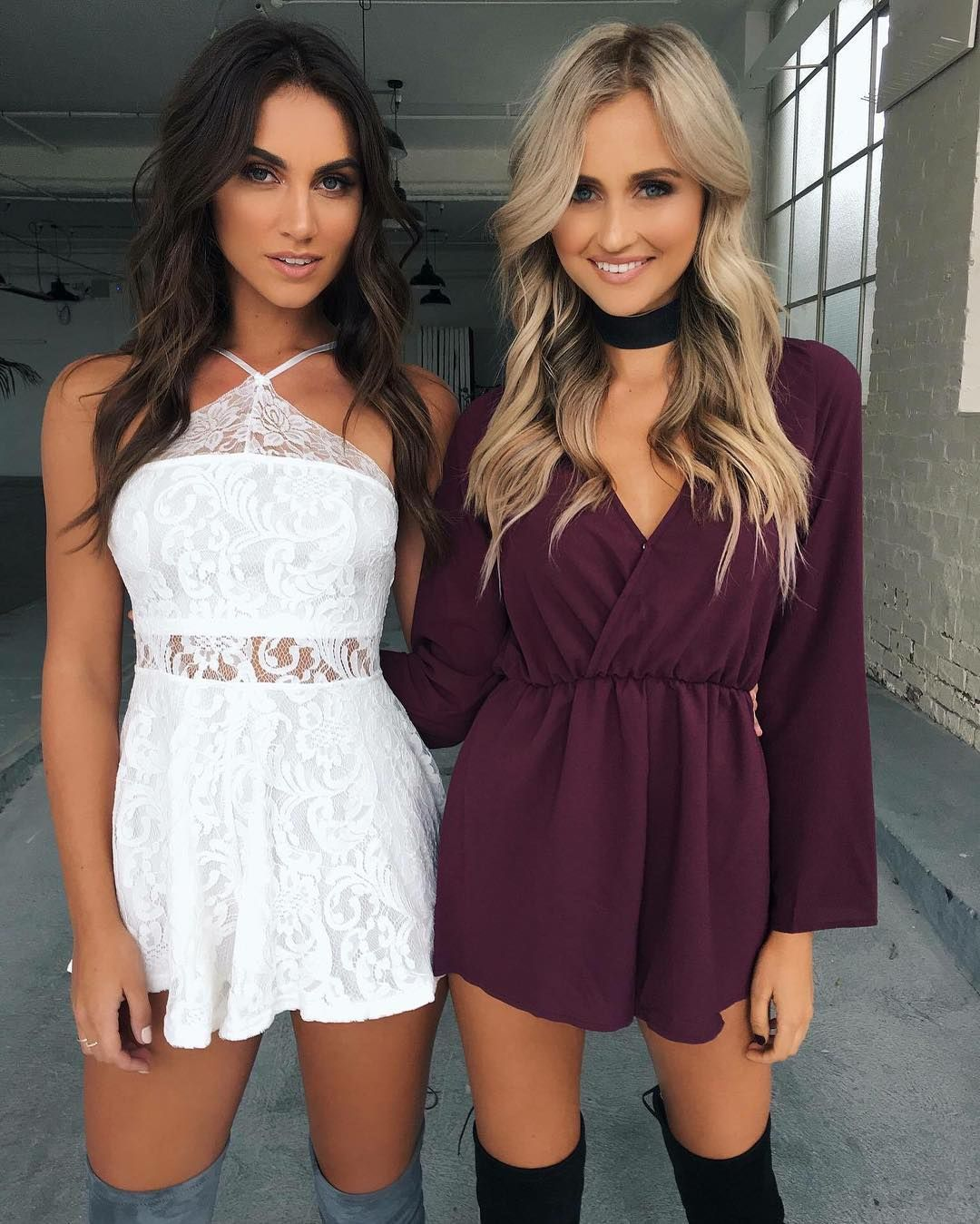 """ all new playsuit have arrived - both $59.95  www.tigermist.com.au"""