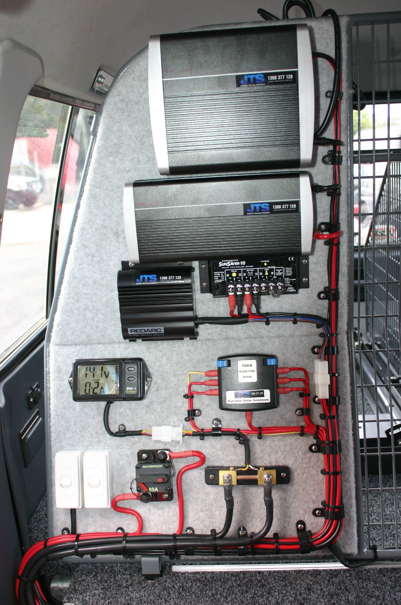 Truck Camper Electrical Systems