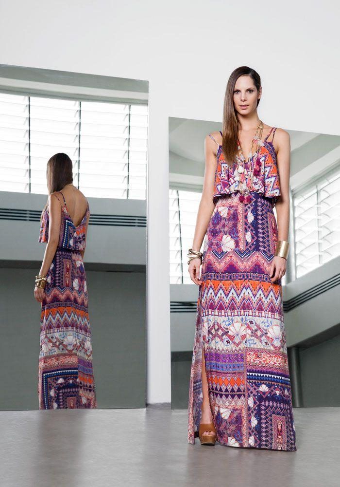 Ultima coleccion studio f vestidos largos