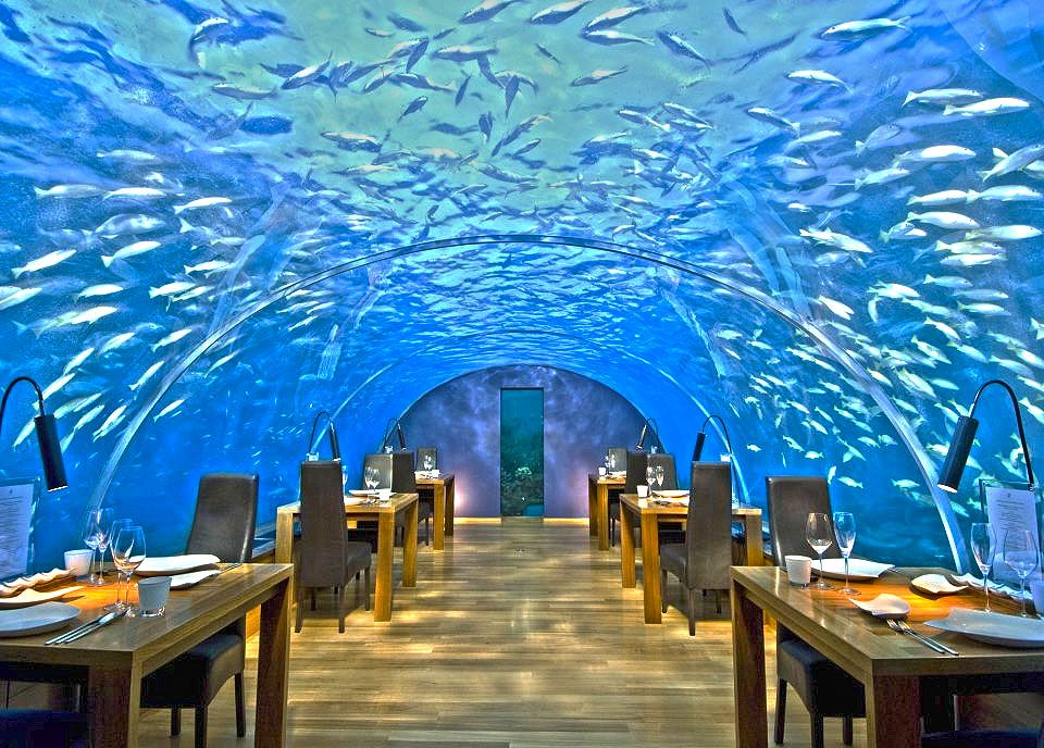7 Of The Most Unusual Restaurants In World I Would Love To Eat