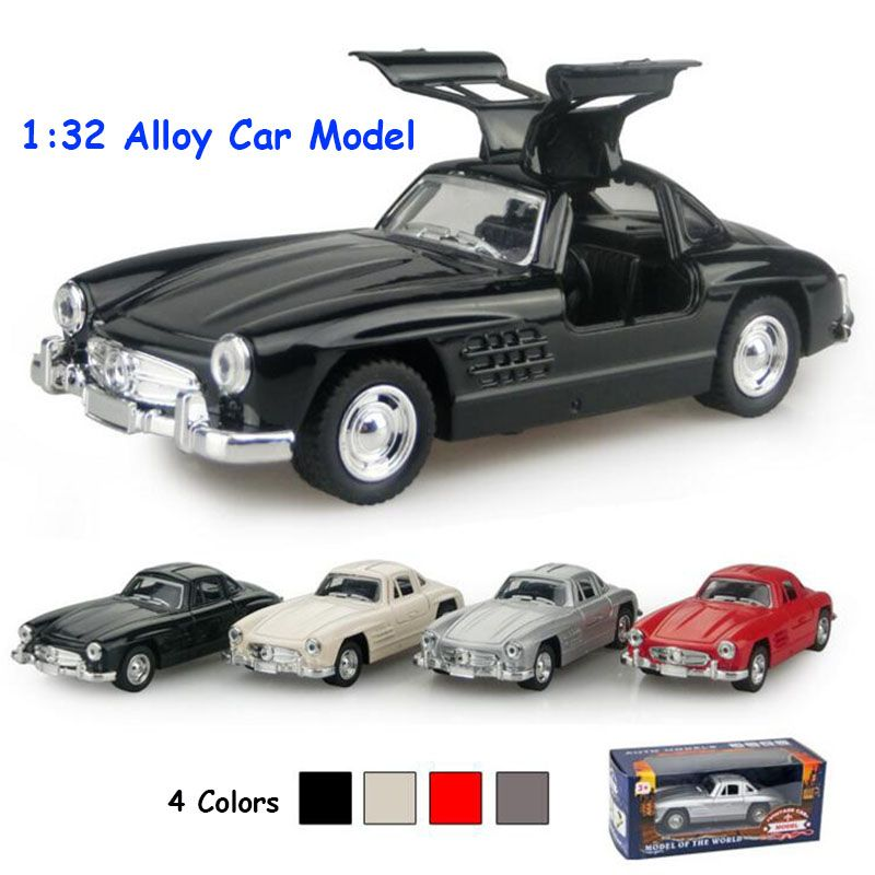 Alloy Classic Car Model, Ratio 1:32 Die cast Pull Back Vehicle ...