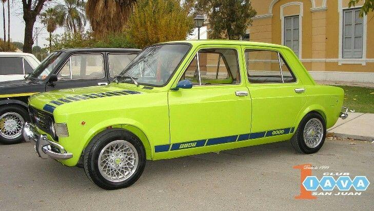 Pin De Mustapha Abdulwahhab En Fiat 128 Fiat 128 Automoviles