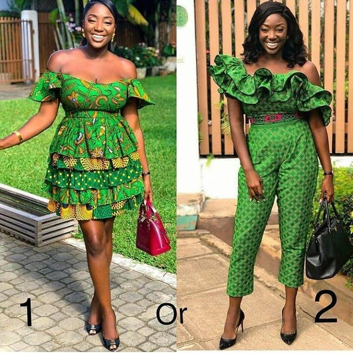Go Greennn with this beautiful Ankara Print.. Dress or Pants What's ur take?? #ankaragang#finger_prints#owanbeparries#dresses#fashionista#europe#dressmaker#madeinnigeria#abujadesigners#africangirlskillingit#ents#pants#womeninbusiness#celebrity#slayqueen#tailormade#tailoring#tailor #ankarastil Go Greennn with this beautiful Ankara Print.. Dress or Pants What's ur take?? #ankaragang#finger_prints#owanbeparries#dresses#fashionista#europe#dressmaker#madeinnigeria#abujadesigners#africangirlskillingit #ankarastil