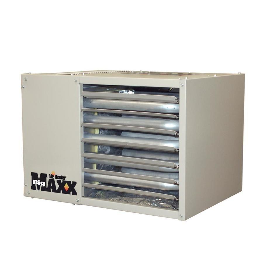 Mr Heater 80000 Convection Garage Heater Natural Gas Lowes Com Garage Heater Propane Garage Heater Gas Garage Heater