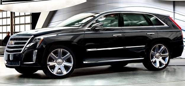 2018 Cadillac Escalade Photos Redesign Release Rumor New Car Rumors