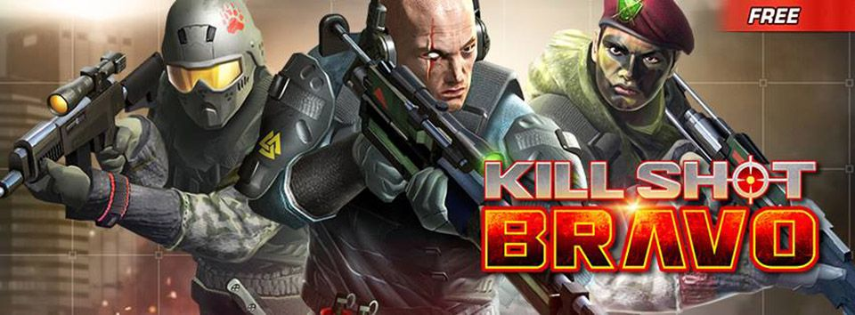 Kill shot bravo apk mod unlimited | Download Kill Shot Bravo