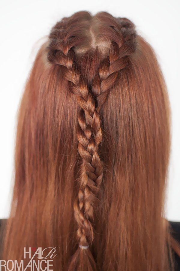 Game of Thrones Hairstyles - Sansa Stark braid tutorial ...