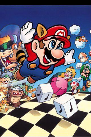 100 Retro Iphone Wallpapers Super Mario Bros Mario Bros Super Mario