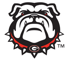 new uga logo i like it georgia pinterest georgia bulldogs rh pinterest com bulldog mascot logo stencil georgia bulldog mascot logo