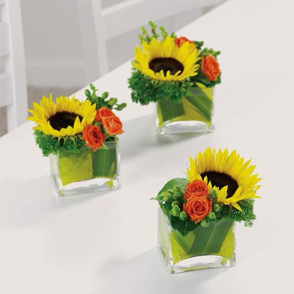 #Summer Flowers, Sunflowers, Trade Show Flowers