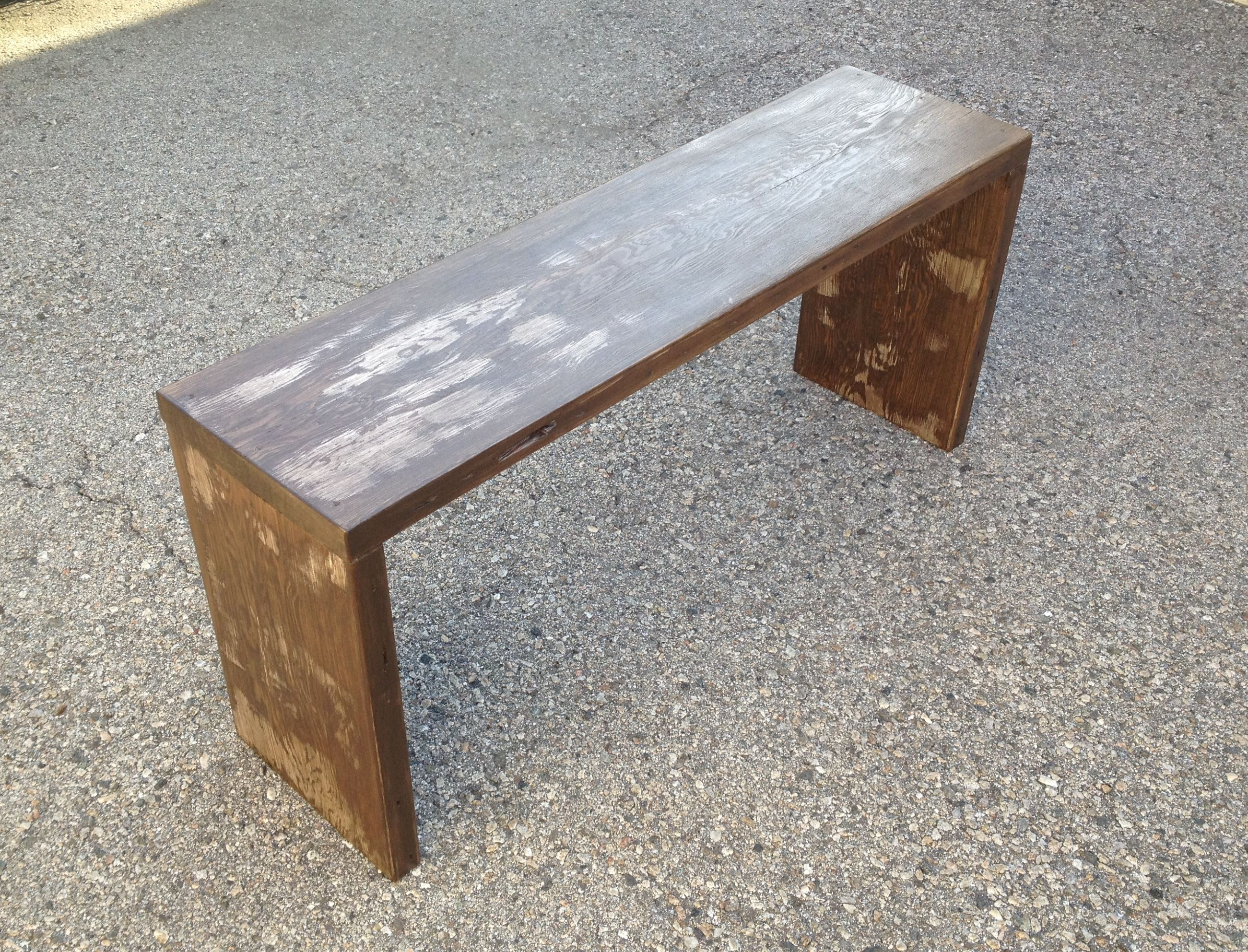 Accessories FurnitureReclaimed Build A Wooden Bench Furniture
